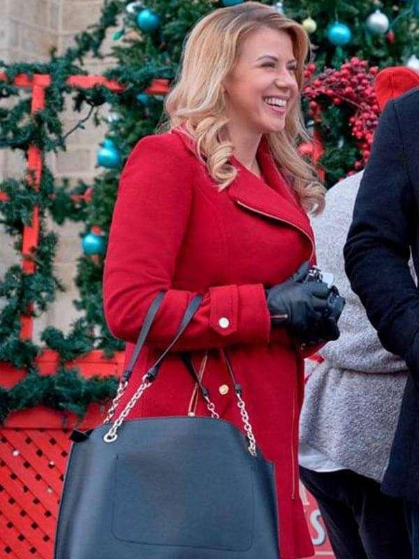 Entertaining Christmas Jodie Sweetin Coat