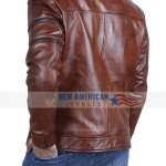F9 Vin Diesel Leather Jacket