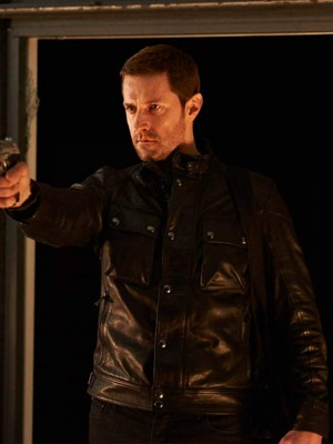 Francis Dolarhyde Hannibal Slimfit Leather Jacket