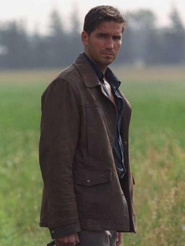 Highwaymen Jim Caviezel Jacket
