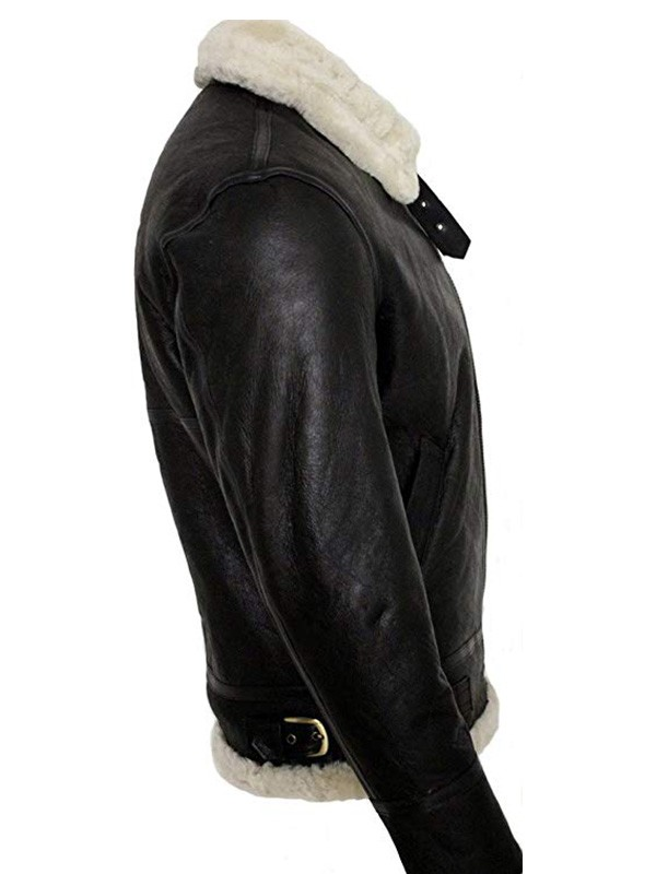 Infinity B3 Sheepsking Shearling Jacket For Mens