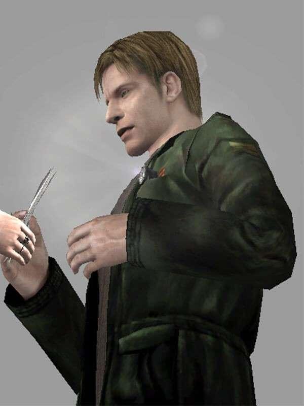 James Sunderland Video Game Green Jacket