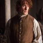 Jamie Fraser Outlander Brown Vest