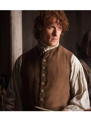 Sam Heughan Outlander SO3 Vest
