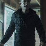 Jason Bateman Black Quilted Jacket