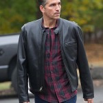John Reese Person of Interest Jacket
