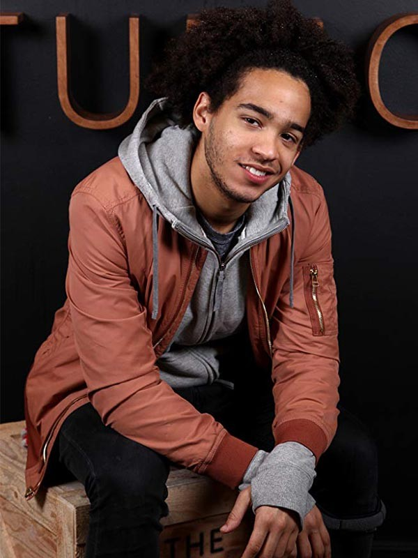 Jorge Lendeborg Jr. Casual Jacket