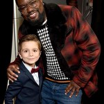 Lil Rel Howery Red Jacket