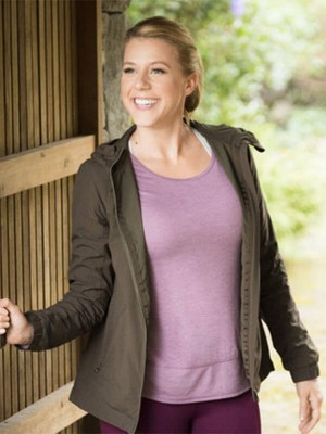 Jodie Sweetin Love Under the Rainbow Lucy Jacket