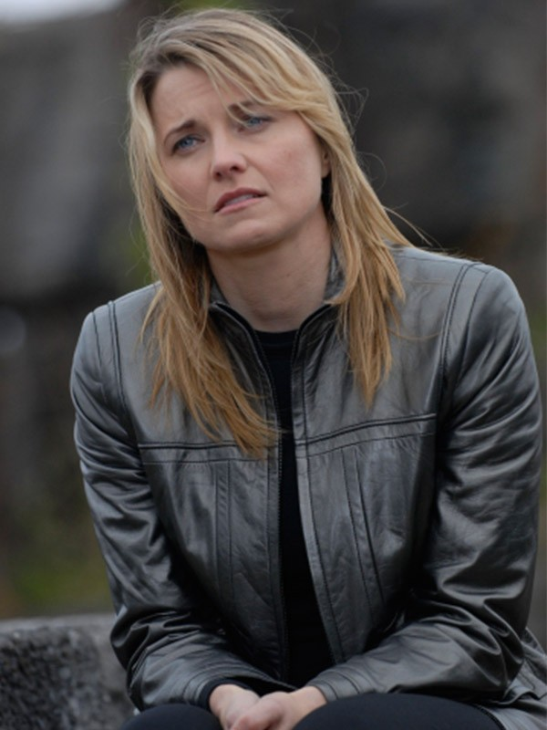 Lucy Lawless Battlestar Galactica Leather Jacket