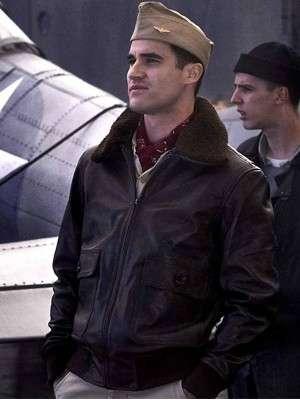 Darren Criss Midway Bomber Jacket