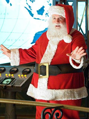 Paul Giamatti Fred Claus Santa Costume