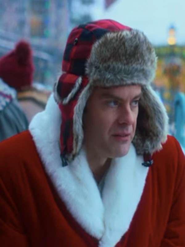Nick Kringle Noelle Red Coat