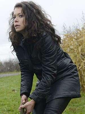 TV Star Tatiana Maslany Orphan Black Jacket