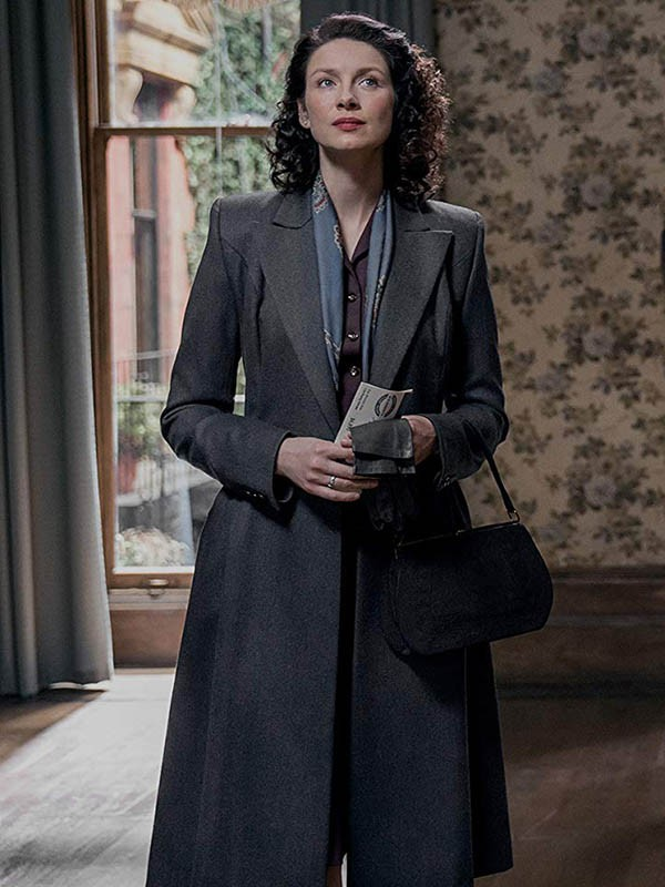 Outlander Claire Randall Coat