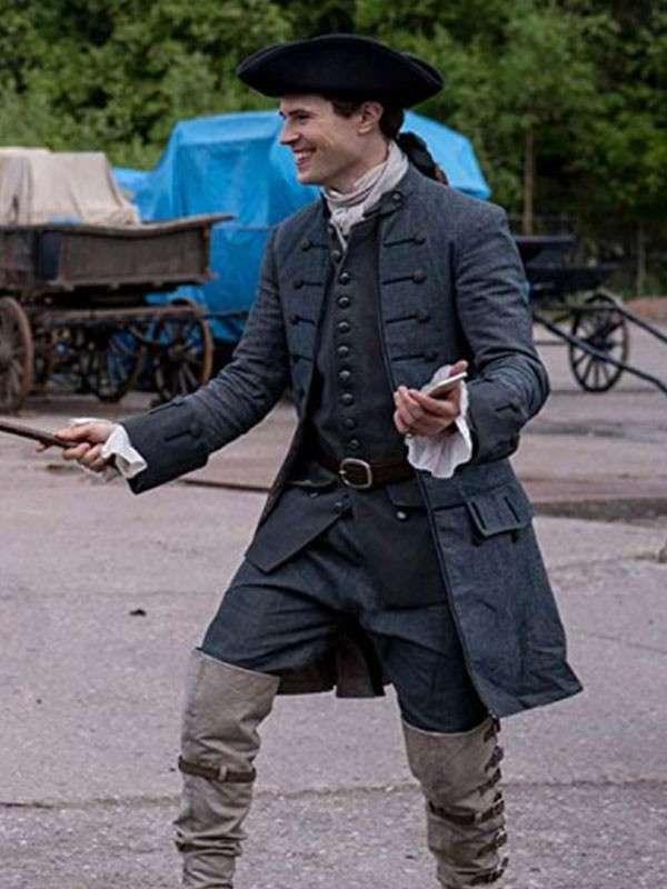 Outlander SO4 Lord John Grey Coat