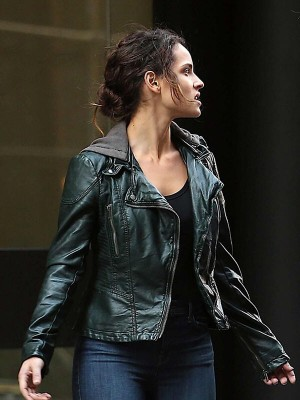 Person of Interest Dani Silva Jacket