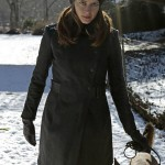 Person of Interest Amy Acker Coat