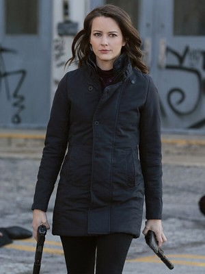 Root Person of Interest Amy Acker Jacket