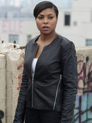 Joss Carter Person of Interest Taraji P. Henson Jacket
