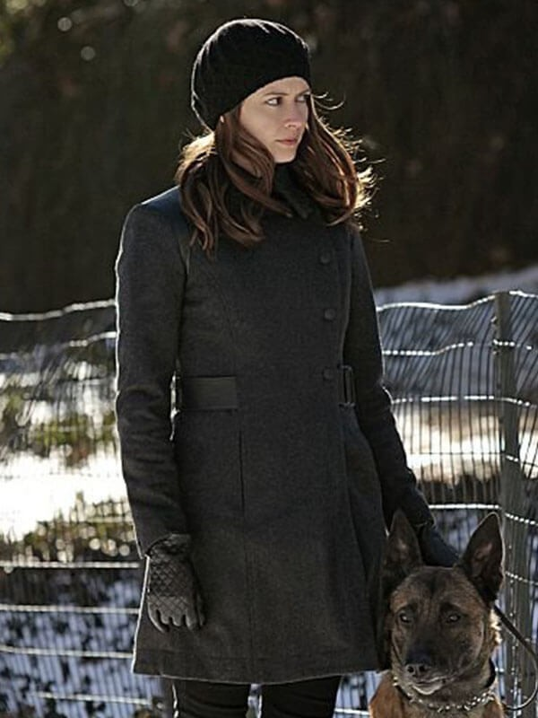 Person of Interest Root Coat