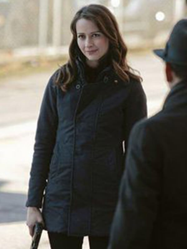 Person of Interest Root Jacket