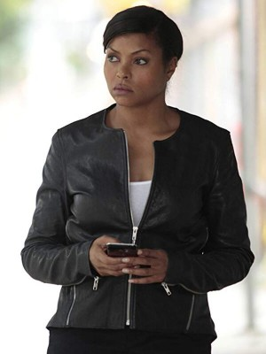 Taraji P. Henson Person of Interest Joss Carter Jacket
