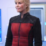 Pria Lavesque The Orville Leather Jacket