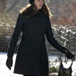 Root Person of Interest Amy Acker Coat