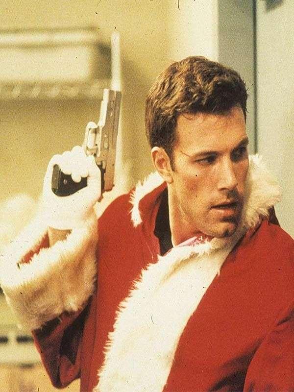 Rudy Duncan Reindeer Games Santa Claus Jacket