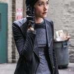 Sandrine Holt Hostages Jacket