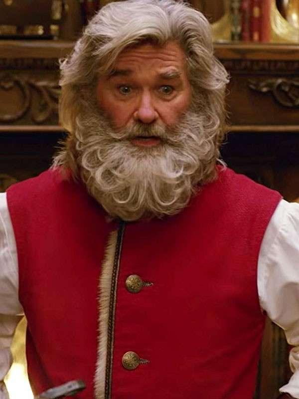 Santa Claus The Christmas Chronicles Vest