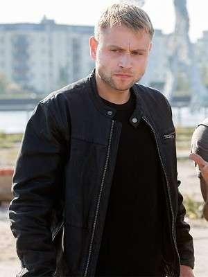 Max Riemelt Sense8 Wolfgang Bogdanow Jacket