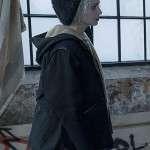 Sense8 Tuppence Middleton shearling jacket