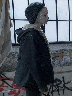 Riley Blue Sense8 Jacket