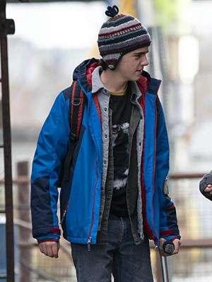Jack Dylan Grazer Shazam Blue Jacket