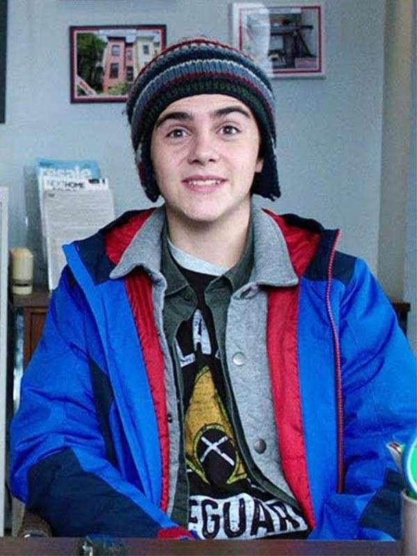 Shazam Jack Dylan Grazer Polyester Jacket