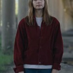 The End of the Fucking World Jessica Barden Red Jacket
