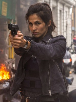 Elodie Yung The Hitman's Bodyguard Amelia Roussel Jacket