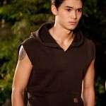 The Twilight Saga Seth Brown Hoddie