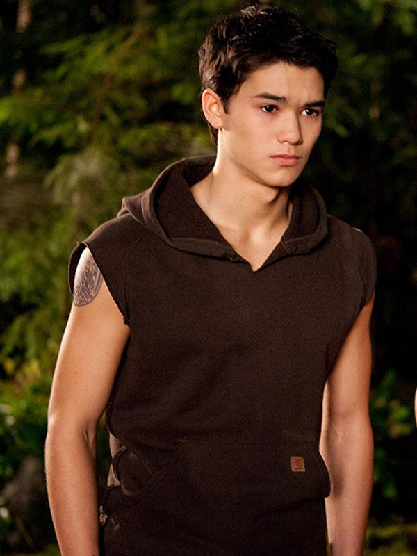 The Twilight Saga Seth Brown Hoddie