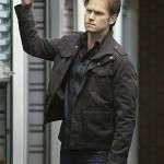 Matthew Davis The Vampire Diaries Black Jacket