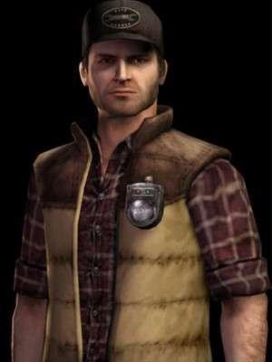 Travis Grady Silent Hill Game Vest