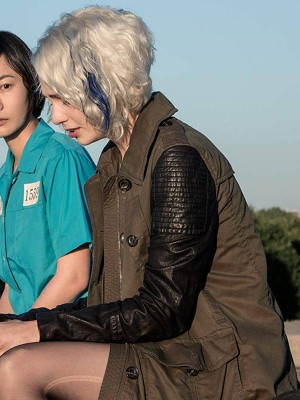 Sense8 Tuppence Middleton Cotton Jacket