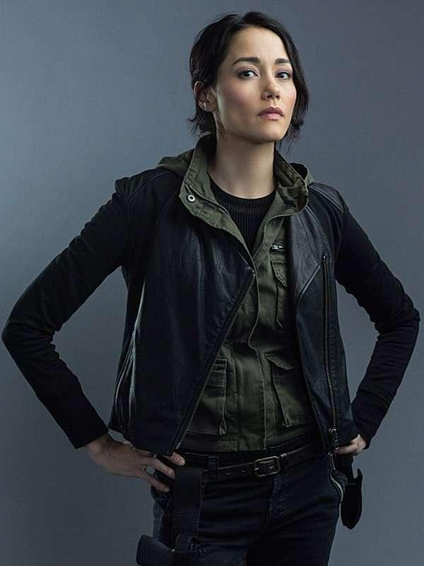 Tv Series Hostages Sandrine Renault Jacket