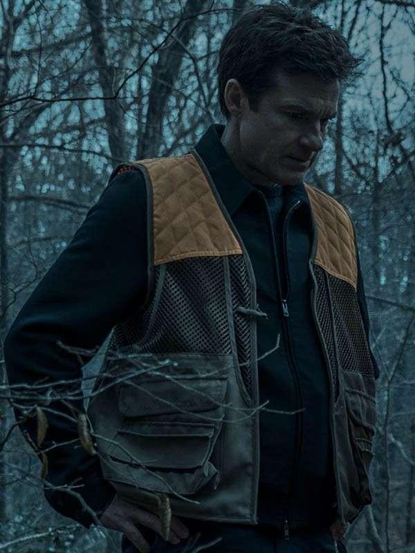 Tv Series Ozark Martin Byrde Cotton Vest