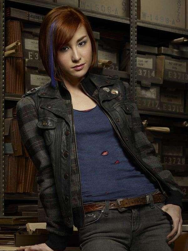 Warehouse 13 Allison Scagliotti Vest