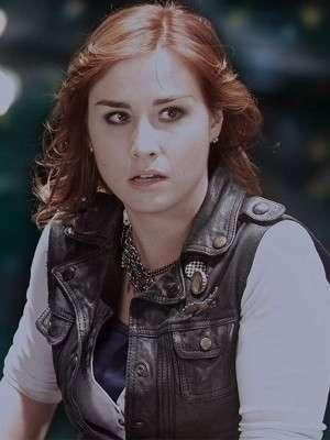 Allison Scagliotti Warehouse 13 Claudia Donovan Vest