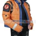 Wattson Orange Jacket