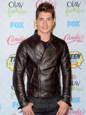A Cinderella Story Dominic Wintergarden Premier Leather Jacket